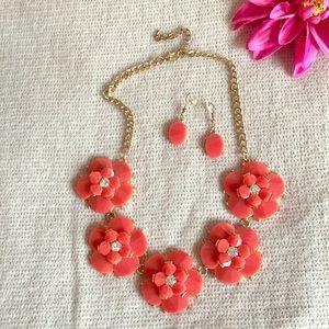 Jewelry - Earring & Necklace set